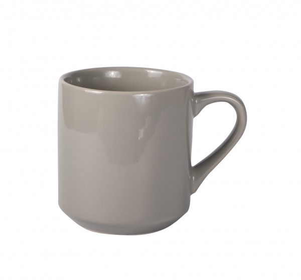 Coffee Mug Grey 6/box