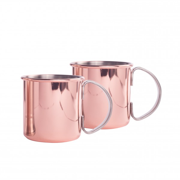 Ronin Bar Collection Copper Mugs Craft Line