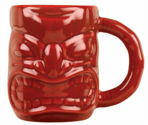 Tiki Mug 473 ml Red