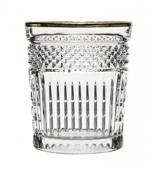Libbey Radiant D.O.F glas met gouden rand
