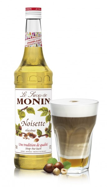 Monin Noisette Hazelnut 700 ml