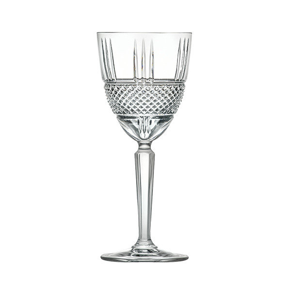 Brillante by Jackie Wine Goblet 230 ml 6/box