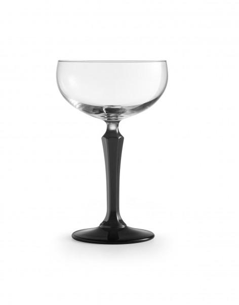 SPKSY Black Stem Champagne Coupe 245 ml