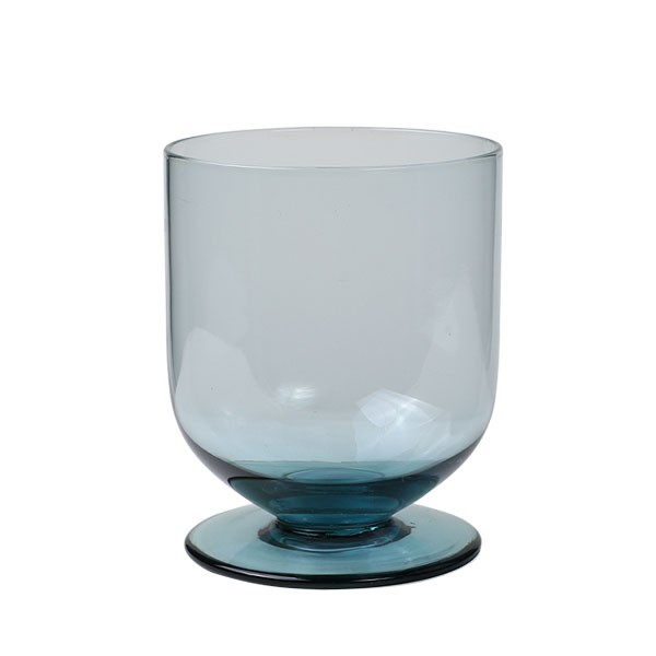 Water Goblet Blue 330 ml 6/box