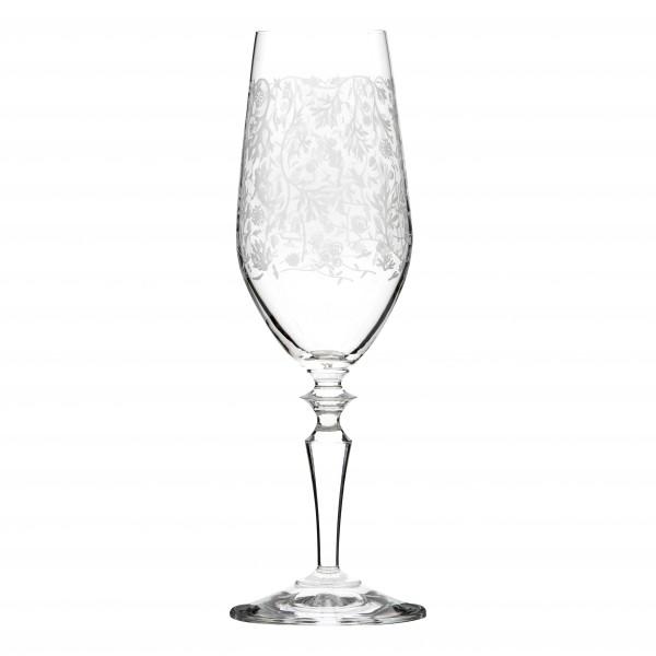 Italesse Wormwood Fizz Champagne Flute - decoratie