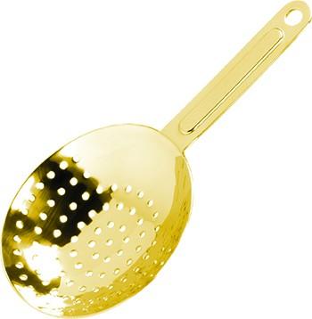 Julep Strainer Gold