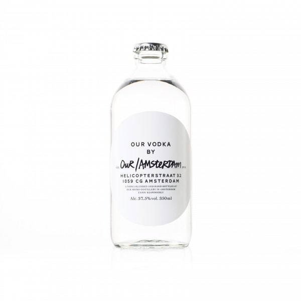 Our / Vodka by Our / Amsterdam 35 cl