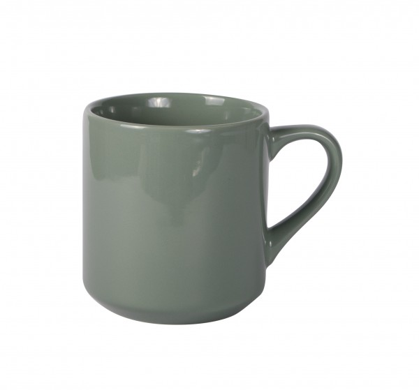 Coffee Mug Green 6/box
