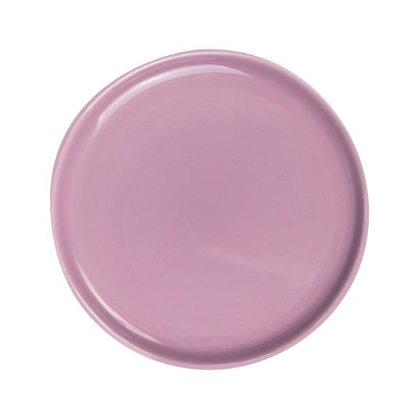 Purple Breakfast plate 6/box