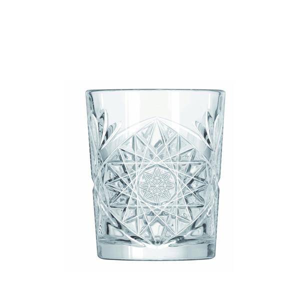 Libbey Hobstar shot glas