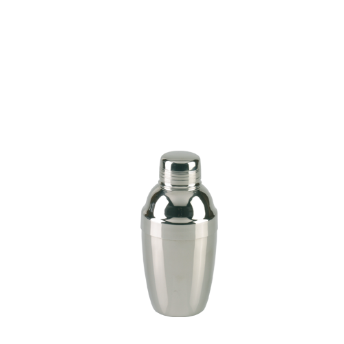 Cocktailshaker polished 3 pcs 260 ml
