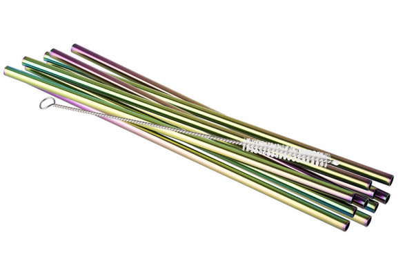 aaps-ass-93382-metal-straw-rainbow