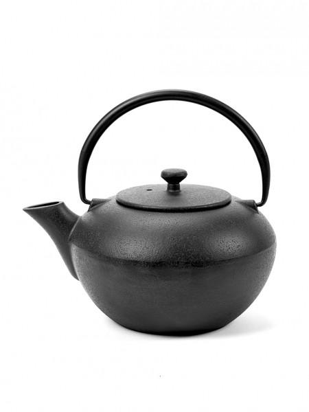 Tea pot cast iron pure