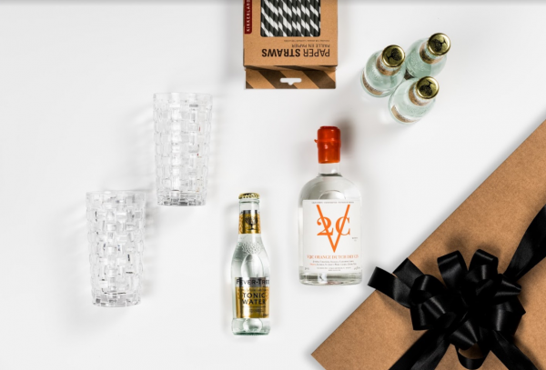 Gin tonic & V2C