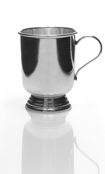Prince of Wales Silver Cup with handle 355 ml