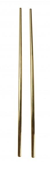 Chopsticks Set Gold 23 cm