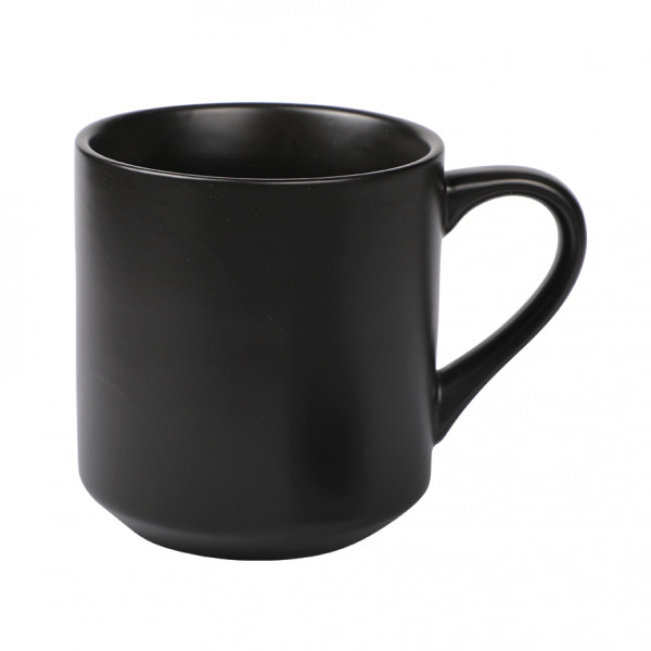Coffee Mug Black 340 ml 6/box