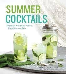 Summer Cocktails: Margaritas,Mint Juleps, Punches