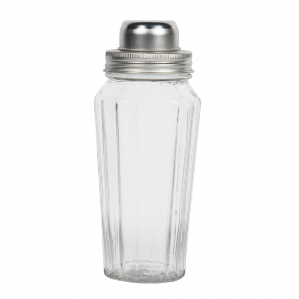 2pcs Glass Shaker 695 ml H21 Ø9,5