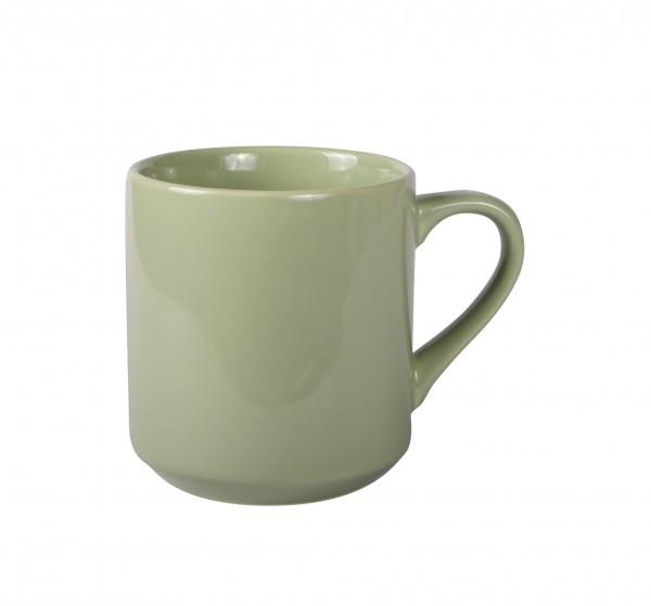 Coffee Mug Light Green 6/box