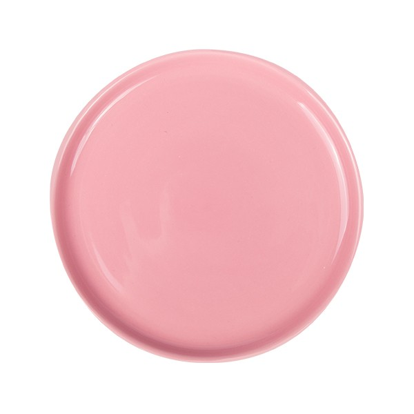 Old Pink Breakfast plate 6/box