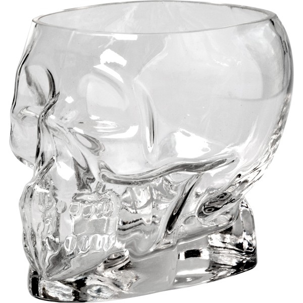 Tiki Skull Glass Medium 700 ml