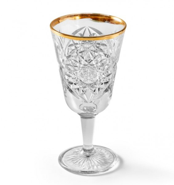1.3 Libbey Signature Collection 001 Hobstar Wijnglas