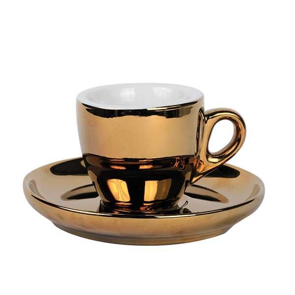 Espresso set goud