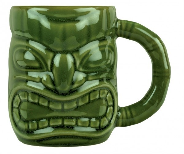 Tiki Mug green 473 ml