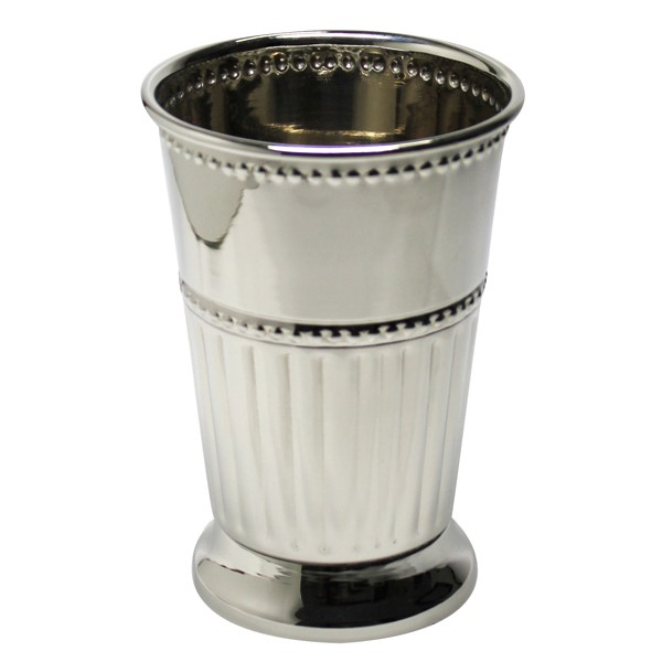 Stainless Steel Mug polished H 12 cm * Ø 8 cm
