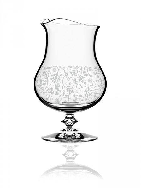 Italesse Wormwood mixing glass pattern 1 L
