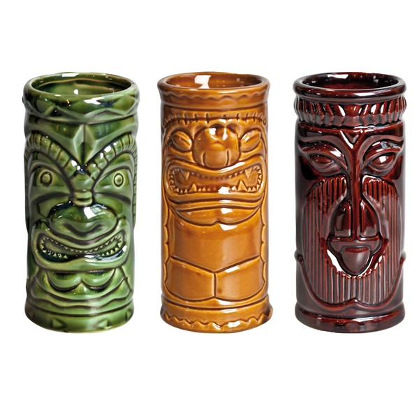 Tiki Set 3 pcs