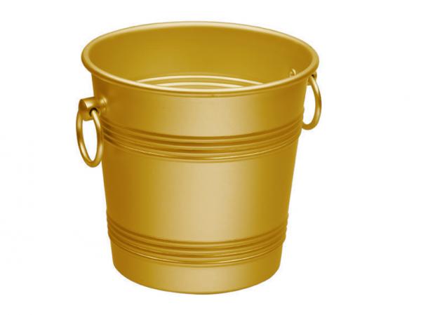 Ice Bucket Gold 20 cm