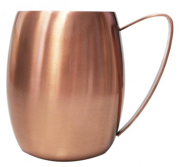 Copper mug double wall 400 ml