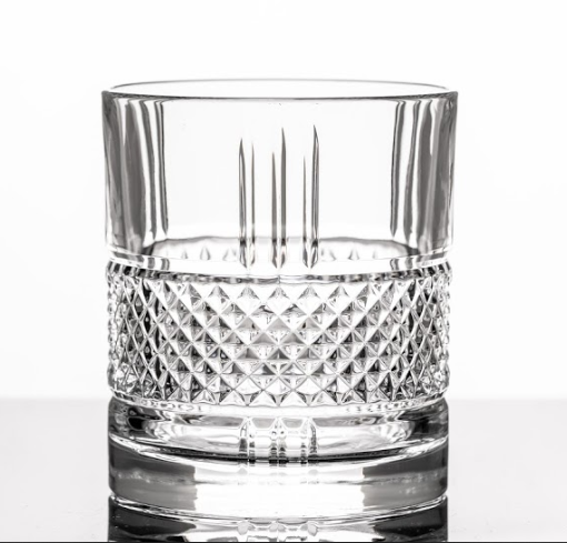 Jackie Double Old Fashioned glas