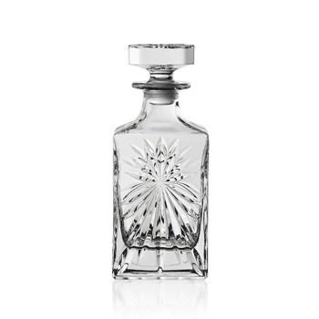 Oasis Bottiglia Quadra Whiskey Karaf
