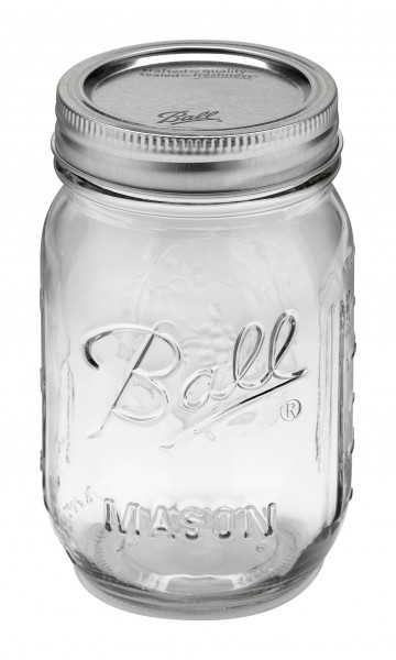 Mason Jar Ball pint regular 475 ml