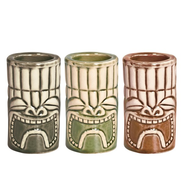 Tiki Shot Set 6 pcs