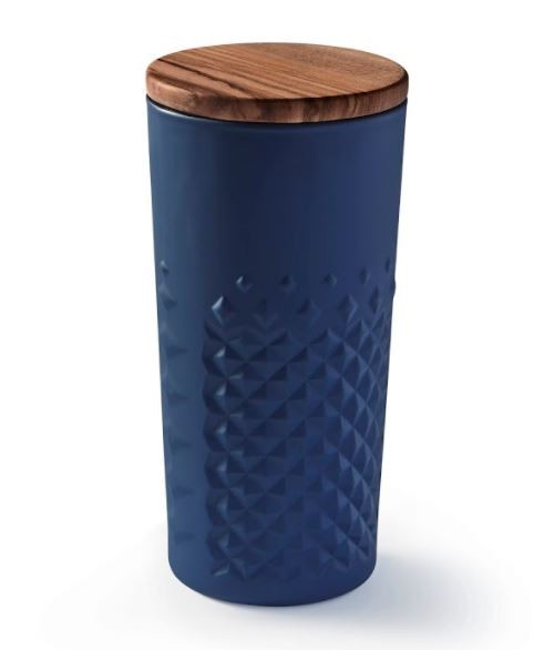 6.2.1 Libbey Signature Collection 001 Carats Cooler Donker Blauw