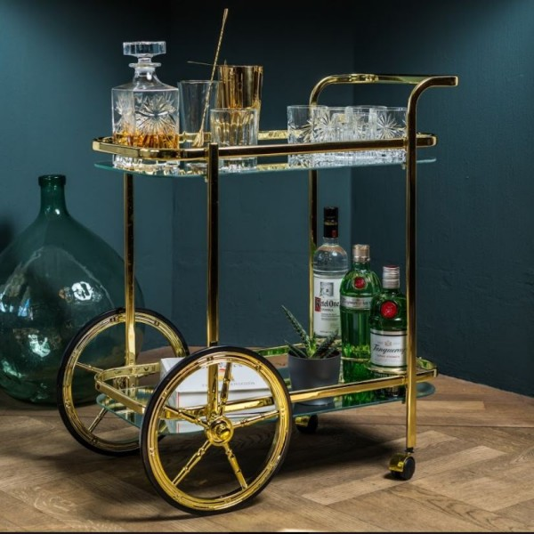 Barcart Gold - limited edition