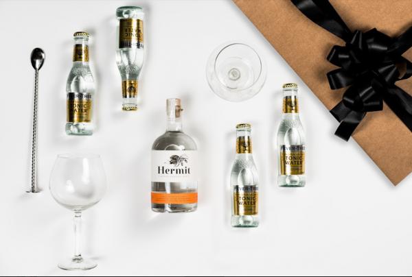 Gin Tonic & Hermit Gin