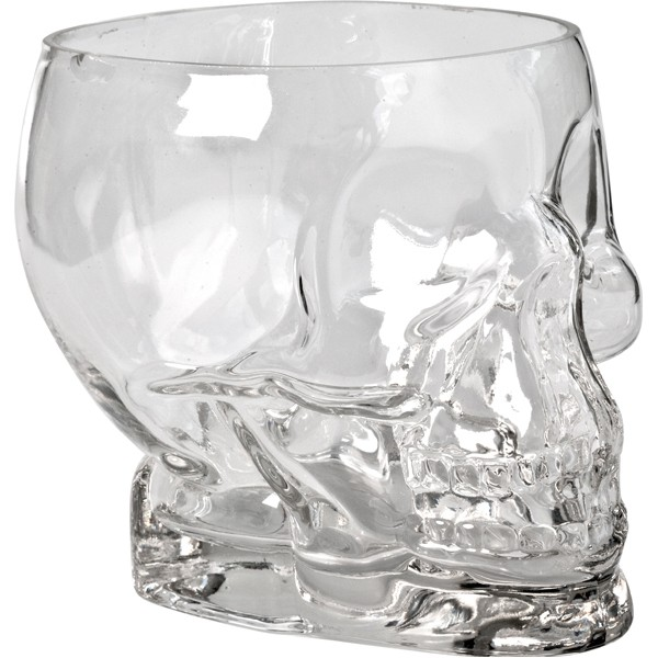 Tiki Skull Glass Large 1500 ml